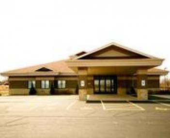 Exterior shot of Wieting Family Funeral Home