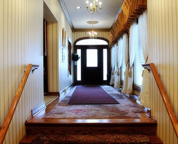 Interior shot of Greco-Hertnick Funeral Home