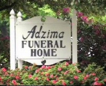 Exterior shot of Adzima Funeral Home Incorporated