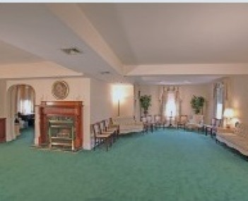 Interior shot of William J Gormley Funeral Homes