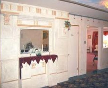 Interior shot of Ruggerio-Consigli Funeral Home