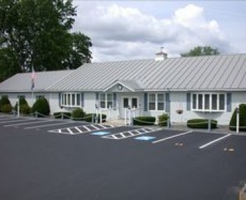Exterior of Ricker Funeral Home & Cremation Care of Woodsville
