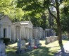 Exterior shot of St Michael Cemetery Pre-Need