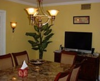 Interior shot of BC Bailey Funeral Home Incorporated