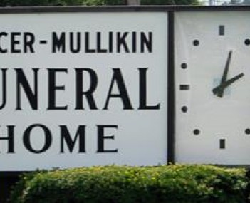 Exterior shot of Spicer Mullikin Funeral Homes Incorporated