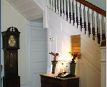 Interior shot of Beyers Funeral Home_leesburg