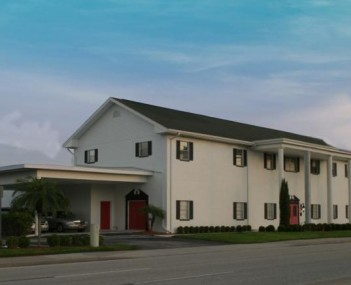 Exterior shot of Fuller Funeral Home Cremation Service