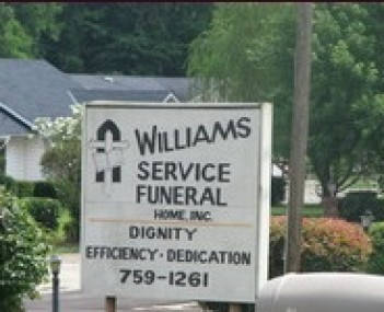 Williams Service Funeral Home