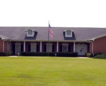 Exterior shot of Shelton Funeral Home Incorporated