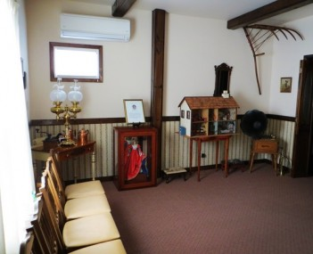 Interior shot of Engel Funeral Home Incorporated