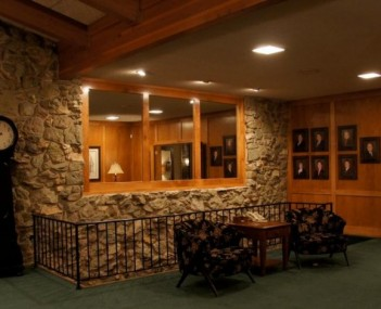 Interior Shot of Gunderson Funeral Home