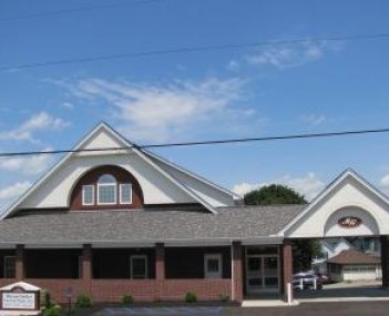 Exterior shot of Mason-Gelder Funeral Home Incorporated