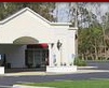 Exterior shot of Brickman Brothers Funeral Home