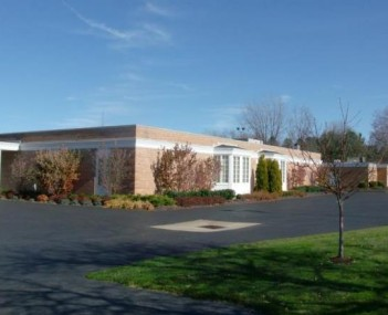 Exterior shot of The Billow Funeral Homes & Crematory