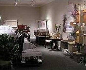 Interior shot of Cagle Funeral Home Incorporated