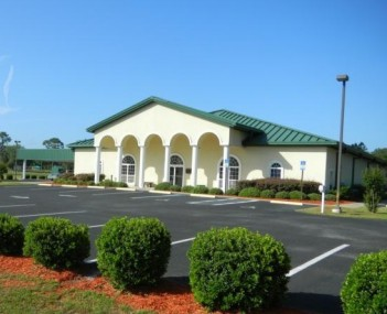 Exterior shot of Gateway Forest Lawn Funeral Home Incorporated