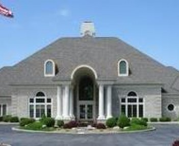 Exterior shot of Irwin Chapel Funeral Home