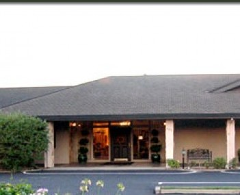 Exterior shot of Lodi Funeral Home