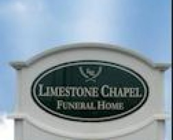 Exterior Shot of Limestone Chapel Funeral Home