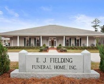 Exterior Shot of Fielding EJ Funeral Home Incorporated