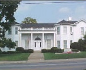 Exterior shot of Kerr Brothers Funeral Home