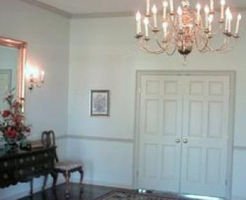 Interior Shot of Robert D. Loose Funeral Homes & Crematory