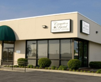 Exterior shot of Cremation Society of Virginia