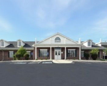 Exterior shot of Newcomer Family Funeral Home