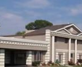 Exterior shot of Molnar John Funeral Home