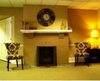 Interior shot of Wakeman Funeral Home Incorporated
