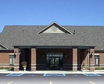 Exterior shot of Keck-Coleman Funeral Home