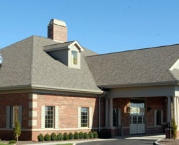 Exterior shot of Geisen Funeral Home & Cremation Services