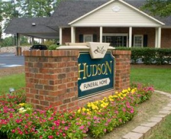 Exterior shot of Hudson Funeral Home & Cremation Services