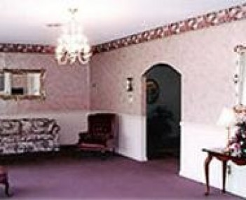 Interior shot of Flemming Funeral Homes Incorporated