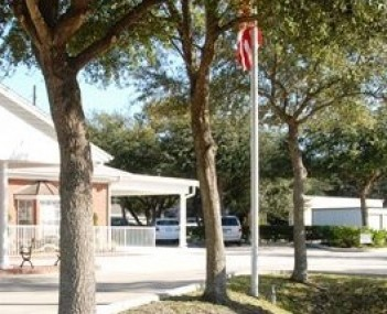 Exterior shot of Osceola Memory Gardens Cemetery Funeral Homes & Crematory