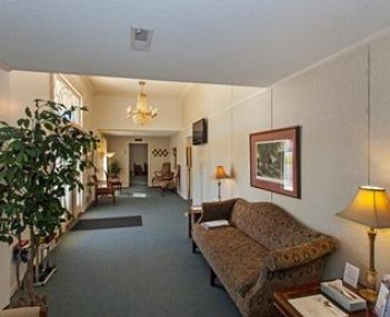 Interior shot of Rockco's Funeral Home Incorporated