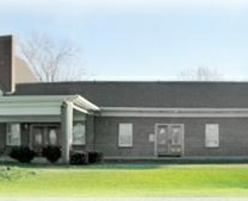Exterior shot of Fredericks Funeral Home LLC