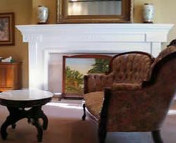 Interior shot of Family Heritage Funeral Home