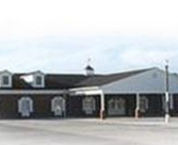 Exterior shot of Cochran Funeral Home
