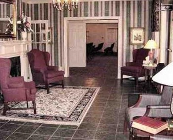 Interior Shot of Af Crow & Son Funeral Home