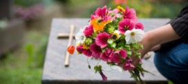 Cemetery Visits Provide Healing and Grief Therapy