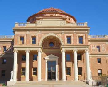 Atascadero City Hall , built 1914 - 1918