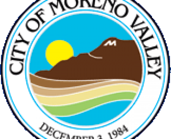 Seal for Moreno Valley