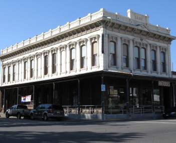 A historic building in 2009.