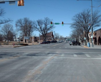 Sterling CO main street