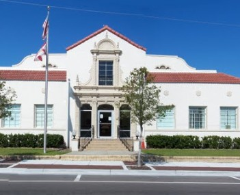Wauchula City Hall old pano01