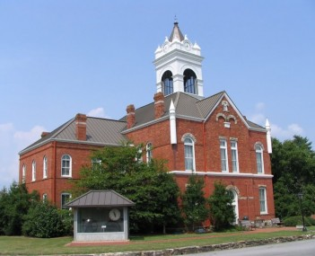 Union County Georgia Courthouse