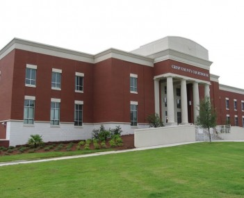 Crisp County Courthouse 009