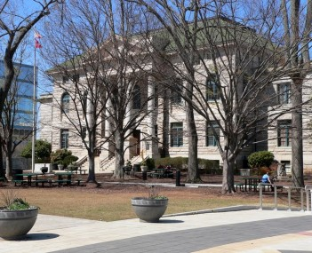 DeKalb County Georgia Courthouse