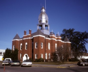 Berrien County Georgia Courthouse